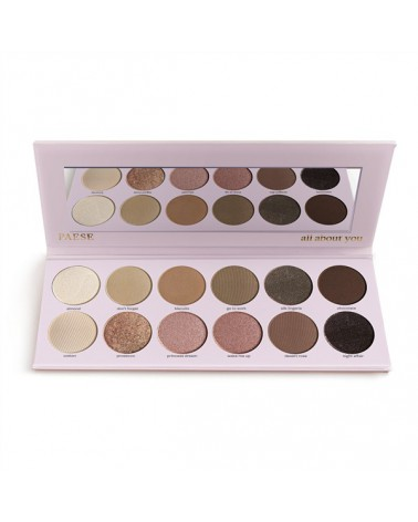 PAESE ALL ABOUT YOU EYESHADOW PALETTE