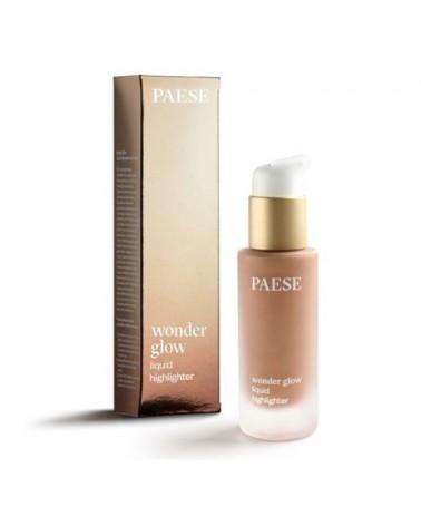PAESE Wonder Glow Bronzed Liquid Resaltador 200 ml