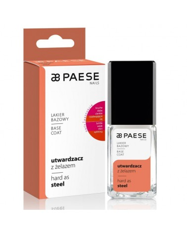 PAESE NAILS HARD AS STEEL