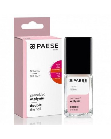 PAESE NAILS DOUBLE THE NAIL