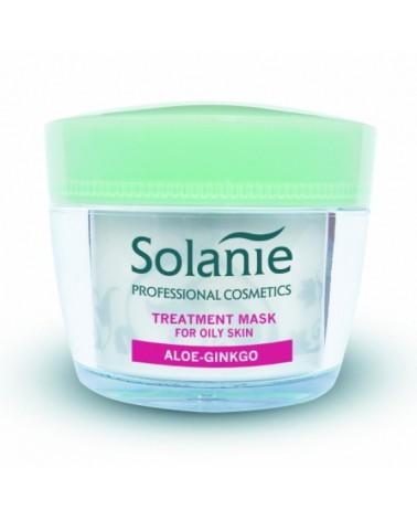 SOLANIE TREATMENT MASK FOR OILY SKIN 50 ML