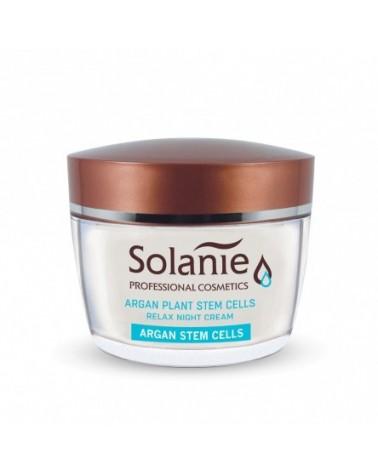 SOLANIE ARGAN STEM CELLS NIGHT CREAM 50 ML