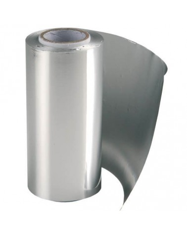Rollo aluminio mechas 12 cm