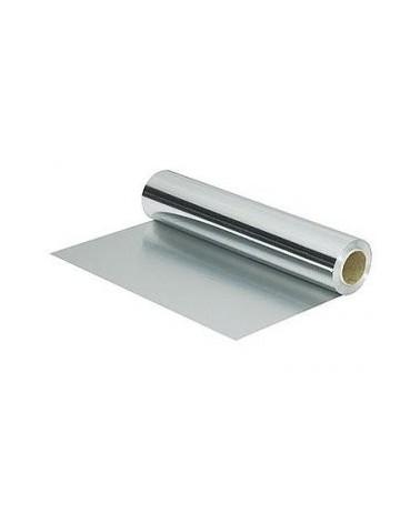 Rollo aluminio mechas 30 cm 300 mts