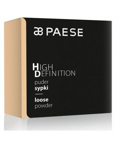 PAESE HD LOOSE MATTE POWDER