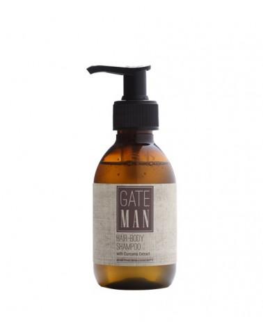 GATE MAN Hair-Body Shampoo 200 ML